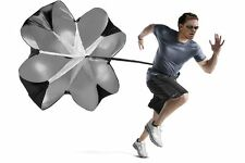 NEW 48'' Running Chute Speed Training Resistance Parachute DRILL FITNESS SPRINT