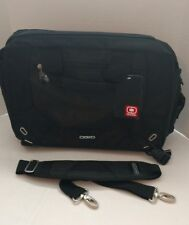 OGIO Corporate City Corp laptop messenger bag  NWT black