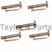 SHEAR PIN & COTTER PIN MTD 738-04124A    PACK OF 5 (~5549)