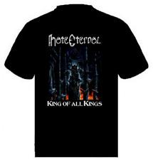 Hate Eternal  King Of All Kings  T-shirt Black XXLarge  NEW