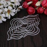 Flower Metal Cutting Dies Stencils DIY Scrapbooking Album Paper Card Craft Gifts