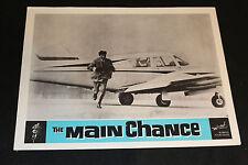 1966 The Main Chance Lobby Card Grégoire Aslan Tracy Reed (C-7)