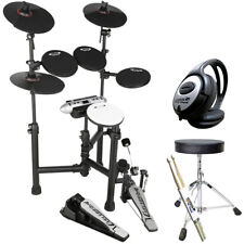 Carlsbro CSD130 E-Drum Set + keepdrum Zubehör