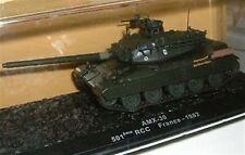 AMX-30 Tank 1982 échelle 1-72 NEW IN CASE SEALED