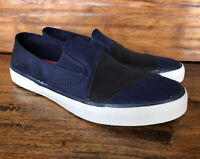 Unworn Sperry Captains Bionic Slipon Blue Size 11