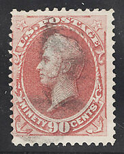 United States Scott No 166, Used, Avg