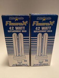 2-Lights of America 9142B 42W Replacement Bulb 2700K (Warm White / Regular Base)