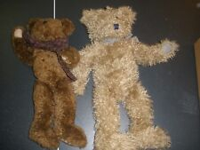 lot of 2 Boyds Bear Plush tush tags only