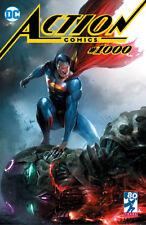 ACTION COMICS #1000 Mattina Trade Dress Variant Cover DC Comics 1st Print NM