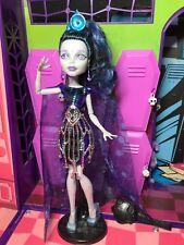 Monster high poupée-elle eedee-Boo York-Complet-Très bon état