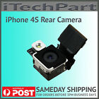 Back Rear Camera 8MP Replacement Parts For iPhone 4S