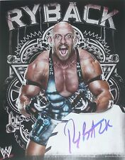 WWE Ryback 11x14 Signed Photo Official Autograph
