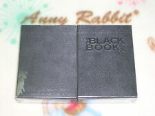 1 deck Unbranded Black Book Rare Of Playing Cards Limited by USPCC-S1032272605D