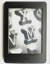 Amazon Kindle Paperwhite 3rd (7th generation) 6in 4GB Black eReader