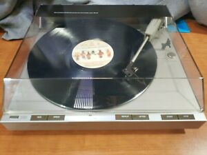 Vintage Denon DP-11F Fully Automatic Direct Drive Turntable