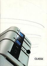 CLASSE audio Katalog Heft  B1233