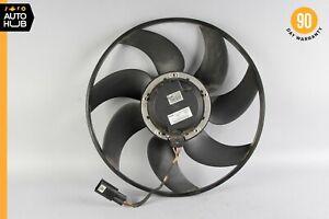 08-18 Mercedes W212 E400 C300 Engine Radiator Cooling Fan Motor 2045400788 OEM