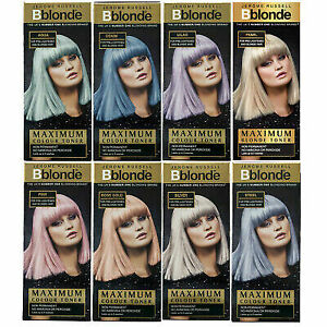Jerome Russell Bblonde Non Permanent Hair Dye