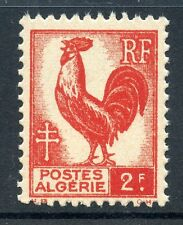 STAMP / TIMBRE ALGERIE NEUF N° 220 ** SERIE D'ALGER COQ