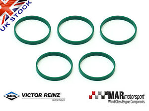 Ford Focus  MK2 RS | Focus ST225 Set of 5 VICTOR REINZ  inlet manifold seals