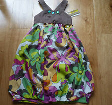 BNWT MISS SIXTY Stunning Butterfly Summer Dress, Size 8 years, Brand New!