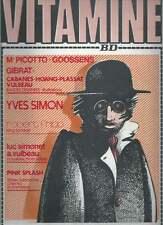 REVUE VITAMINE BD N°1 . 1979 . GIBRAT / GOOSSENS / CABANES .