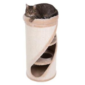 Basic Diagonal Sisal SCRATCHING BARREL Pet Cat Kitten Play Activity Toy Bed Post