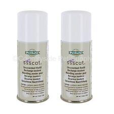 PetSafe SSSCat Spray Deterrent Refill 4.6oz Can, PAC19-13975 (2-Pack)