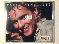 PAOLO MENEGUZZI Mi sei mancata cd singolo ROSARIO DI BELLA