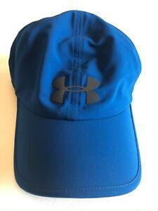 Under Armour New Run Shadow Unisex Cap Hat Size OSFA