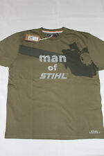 Stihl Timbersports Genuine Clothing TShirt Green Size X-Large