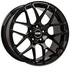 VMR V710 Gloss Black Felgen 8,5x19 ET43 + 9,5x19 ET50 für BMW 1er Typ E82 / E87