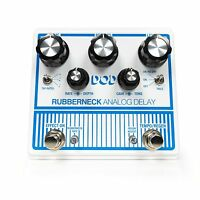 DOD Rubberneck Analog Delay Guitar Effects Pedal Digitech