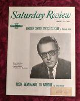Saturday Review June 27 1959 JOHN McGIFFERT CAMERA Three Reginald Allen