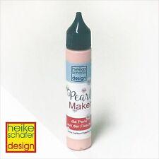Pearl Maker - Perle aus der Flasche in Lachs -25ml -Neu-  Heike Schäfer