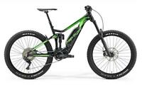Merida eONE-SIXTY 900 2019 E MTB Bike Mountain Bike Size M Black / Green