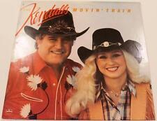 THE KENDALLS - Movin' Train [Vinyl LP, 1983] USA Import 422-812 779-1 M-1 *VG+*