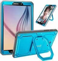 For Samsung Galaxy Tab A 10.1 SM-T580/T585/T587 Case Grip Stand Shockproof Cover