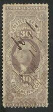 U.S. Revenue stamp scott r52c - 30 cent Inland Exchange issue
