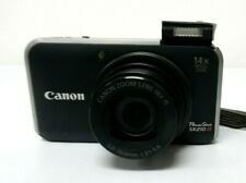 Canon PowerShot SX230 HS  Digital Camera 12.1MP  / Black