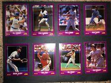 1988 SCORE BASEBALL CARDS YOU CHOOSE MLB CARD FREE SHIPPING