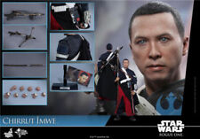 Hot Toys Star Wars Rogue One chirrut imwe chemise bleue /& ARMOUR loose échelle 1//6th