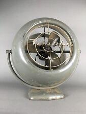 Vintage Large Mid Century Art Deco Industrial VORNADO 12D1 Electric Fan