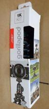 Joby GorillaPod 1K Flexible Mini-Tripod with Ball Head Kit JB01503 (Black)