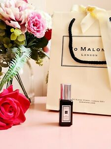 Jo Malone Oud & Bergamot Cologne intense mini perfume travel spray 🌸 NEW RARE