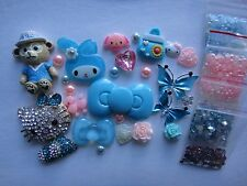 Deco Den Kit Blue Hello Kitty Melody Butterfly iphone case cover 4373