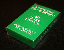 1980 1981 Ardmona Series III Cricket set unopened sealed box MINT 50 cards