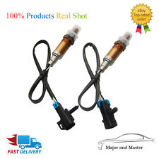 New For Cadillac Chevrolet Buick GMC SG272 2PCs Up /Downstream Oxygen O2 Sensor