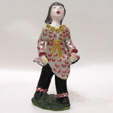 """MARIA MURGIA - """"Osservando"""" - scultura in terracotta dipInta a mano + Archivio"""