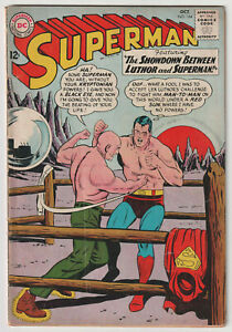 M1923: Superman #164, Vol 1, VG+ Condition